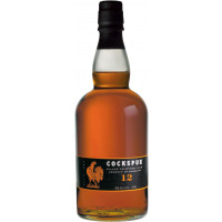 Cockspur 12 Bajan Crafted Rum