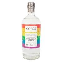 Corgi Saddlecoat Pride Vodka