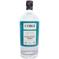 Corgi Saddlecoat Vodka