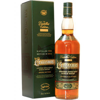 Cragganmore Distiller's Edition Single Malt Scotch Whisky