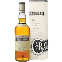 Cragganmore 12 Year Old Speyside Single Malt Scotch Whisky