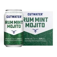 Cutwater Rum Mint Mojito 4-Pack