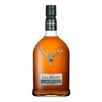 The Dalmore 15 Year Old Single Malt Scotch Whisky