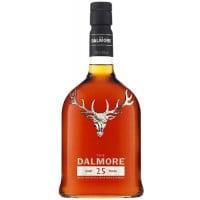 Dalmore Distillery 25 Year Old Single Malt Scotch Whisky