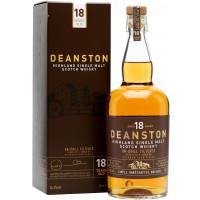Deanston 18 Years Old Bourbon Cask Finish Highland Single Malt Scotch Whisky