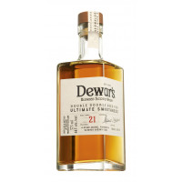 Dewar's Double Double Aged 21 Year Old Blended Scotch Whisky