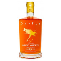 Dry Fly Straight Cask Strength Wheat Whiskey