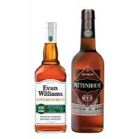 Evan Williams & Rittenhouse Bottled in Bond Bundle