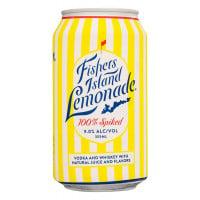 Fishers Island Lemonade 100% Spiked 4-Pack
