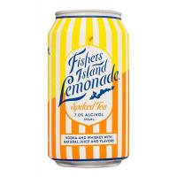 Fishers Island Lemonade Spiked Tea 4-Pack