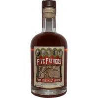 Five Fathers Pure Malt Rye Whiskey