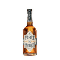 Fort Hamilton Double Barrel Rye Whiskey
