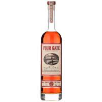 Four Gate Split Stave By Kelvin Batch 4 Bourbon Whiskey