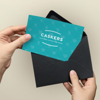 Caskers Virtual Gift Card