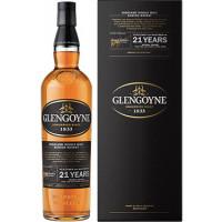 Glengoyne 21 Year Old Highland Single Malt Scotch Whisky