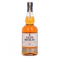 Glen Moray 25 Year Old Port Cask Finish Single Malt Scotch Whisky