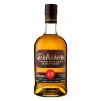 GlenAllachie 18 Year Old Single Malt Scotch Whisky