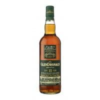 Glendronach 15 Year Old Single Malt Scotch Whisky