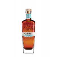 Grander Rye Whiskey Barrel Finished Rum