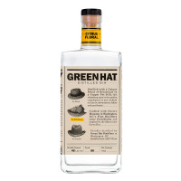 Green Hat Citrus Floral Distilled Gin