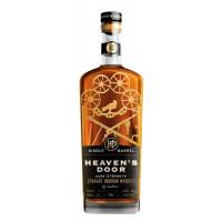 Heaven's Door Cask Strength Single Barrel Bourbon (Caskers Exclusive)