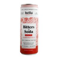 Hella Bitters & Soda Spritz Aromatic 4-Pack