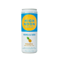 High Noon Pineapple Hard Seltzer 4-Pack