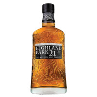 Highland Park 21 Year Old Single Malt Scotch Whisky