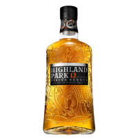Highland Park Viking Honour 12 Year Old Single Malt Scotch Whisky