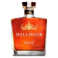 Hillrock Double Cask Rye Whiskey (Sauternes Cask Finished)