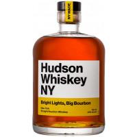 Hudson Whiskey NY Bright Lights Big Bourbon Whiskey