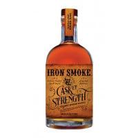 Iron Smoke Casket Strength Straight Bourbon Whiskey