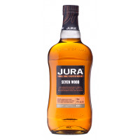 Jura Seven Wood Single Malt Scotch Whisky