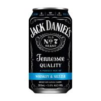 Jack Daniel's Whiskey & Seltzer 4-Pack