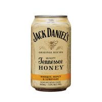 Jack Daniel's Whiskey, Honey & Lemonade 4-Pack