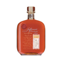 Jefferson's 17 Year Old Presidential Select Bourbon Whiskey