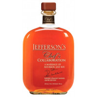 Jefferson's Chef Collaboration Straight Whiskey