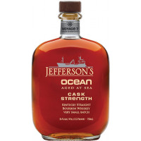 Jefferson's Ocean Aged at Sea Cask Strength Kentucky Straight Bourbon