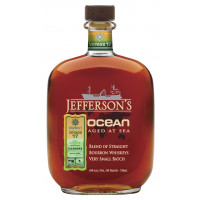 Jefferson's Ocean Aged at Sea Voyage 17 Caskers Edition 2019