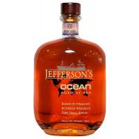 Jefferson's Ocean Aged at Sea Voyage 20 Bourbon Whiskey