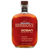 Jefferson's Ocean Aged at Sea Voyage 23 Bourbon Whiskey
