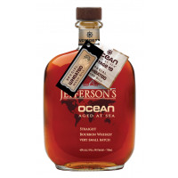 Jefferson's Ocean Special Wheated Voyage 19 Straight Bourbon Whiskey