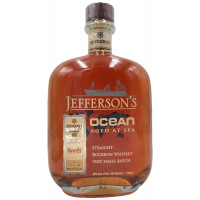 Jefferson's Ocean Special Wheated Voyage 22 Straight Bourbon Whiskey