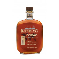 Jefferson's Ocean Aged at Sea Voyage 15 Special Wheated Mash Bill