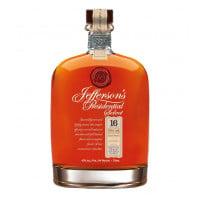Jefferson's Presidential Select 16 Year Old Twin Oak Bourbon Whiskey