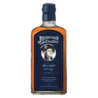 Journeyman Not a King Rye Whiskey