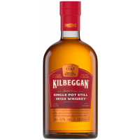 Kilbeggan Single Pot Still Irish Whiskey