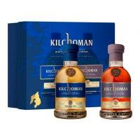 Kilchoman Machir Bay & Sanaig Gift Pack