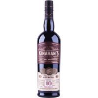 Kinahan's 10 Year Old Single Malt Irish Whiskey