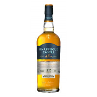Knappogue Castle 12 Year Old Marsala Cask Single Malt Irish Whiskey